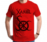 Camiseta XAKOL Vermelha