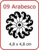 Arabesco 09