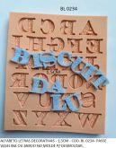 d. Alfabeto letras decorativas 1,5cm  ( BL 0234)