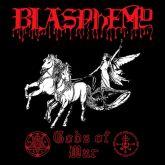 BLASPHEMY - Gods Of War - LP (Gatefold, +A2 Poster)
