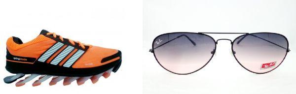 Tênis Springblade e Oculos Ray Ban - Barato para Comprar de tudo 03f06961b6