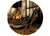 Papel Arroz Violino Redondo 005 1un
