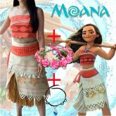 Princesa Moana Adulto   RV357