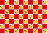 Papel Arroz Emoticon Faixa Lateral A4 006 1un