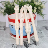 Kit Caneta Osso  Anatomia Enfermagem- 40 Unidades  Frete Grátis