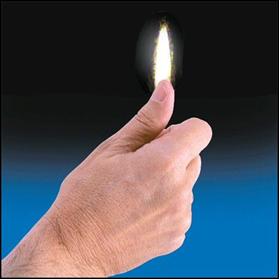 Thumb Tip Flame  #605