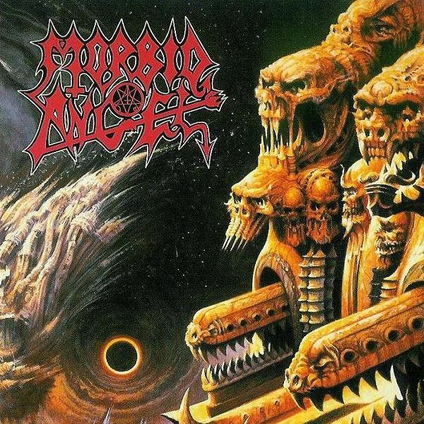 CD Morbid Angel – Gateways To Annihilation