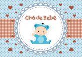 Papel Arroz Chá de Bebe A4 005 1un