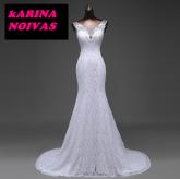 38ccbd806 Vestidos de Noiva - página 2 - Loja Karina Noivas