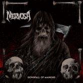 CD - Nervosa - Downfall Of Mankind