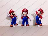 3 Displays de mesa - Super Mario