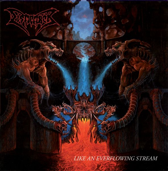 CD Dismember - Like an Everflowing Stream / Indecent and Obscene Importado