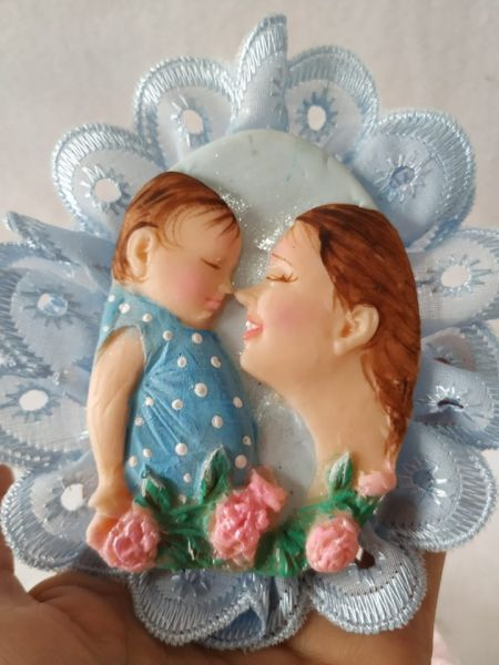 Molde Mamãe e Bebê BLS 2840