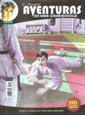 J Kendall, As aventuras de uma criminóloga #124