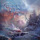 CRYSTAL GATES - A Quest For Life (CD)