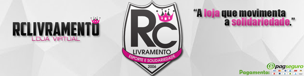 Loja Virtual do RC Livramento