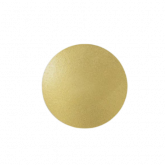 Disco Ouro 19cm
