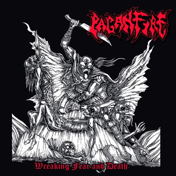 Paganfire - Wreaking Fear and Death (10 Cópias)