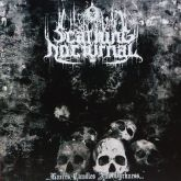 Scathing Nocturnal - ... Knives, Candles And Darkness - Black Metal