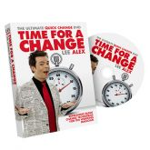 Time For A Change by Lee Alex - DVD-R  #1011