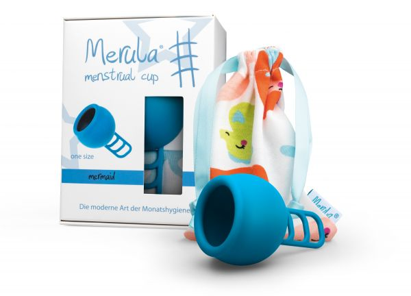 Merula One Size Mermaid - azul