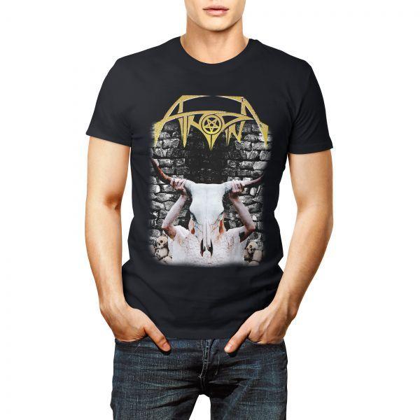 Camiseta Atropina - Deus não Existe G