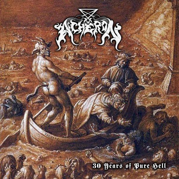 ACHERON - 30 Years of Pure Hell - CD (Slipcase)