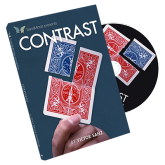 Contrast (DVD and Gimmick) by Victor Sanz and SansMinds - #1372