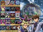100 Cartas Yugi,kaiba,joey,pegasus Versão Anime