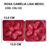 ROSA CAMÉLIA LISA MEXICANA