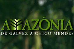 Dvd Minisserie Amazonia - Completa - Frete Gratis