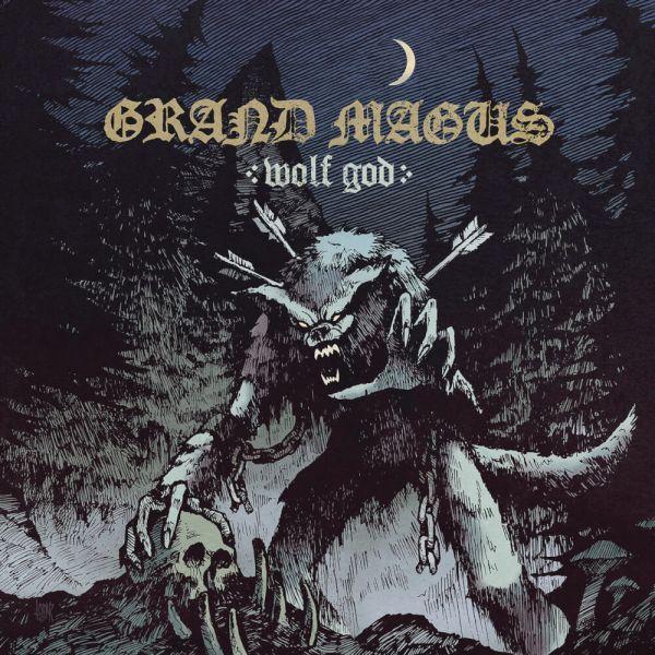 CD Grand Magus – Wolf God