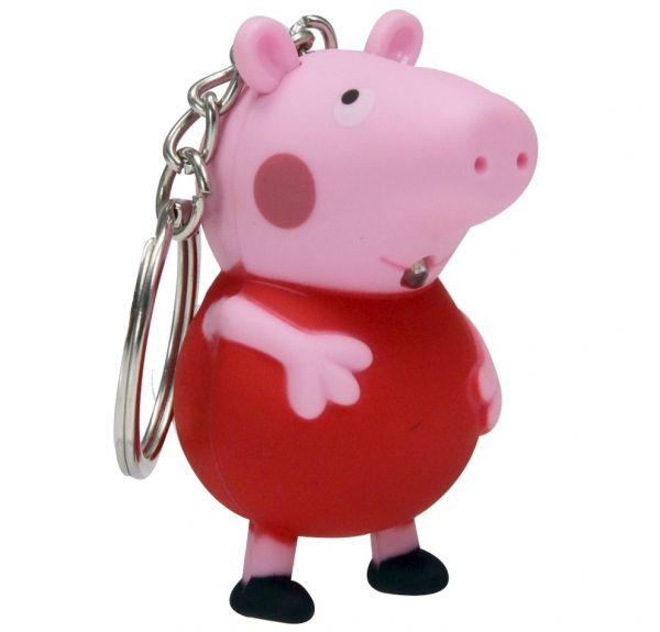 Chaveiro Peppa Pig