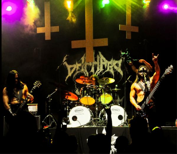 DEIPHAGO - BRAZILIAN RITUAL : Bestial Massacre II - CD