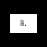 Gaui X3 / X3L Pinhão de 12 Dentes com Revestimento Cerâmico para Eixo de 5mm COD 034213