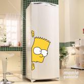 Adesivo Bart Simpson