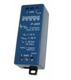 P-485 Protetor para Rede RS485 / 2 vias 20kA