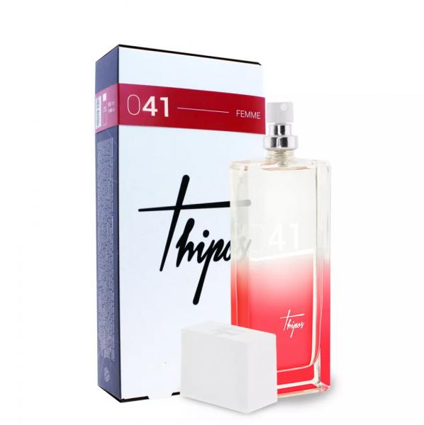 Perfume feminino Thipos 41, 100 mL - parece Armani Code