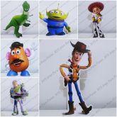 6 Displays de mesa - Toy Story
