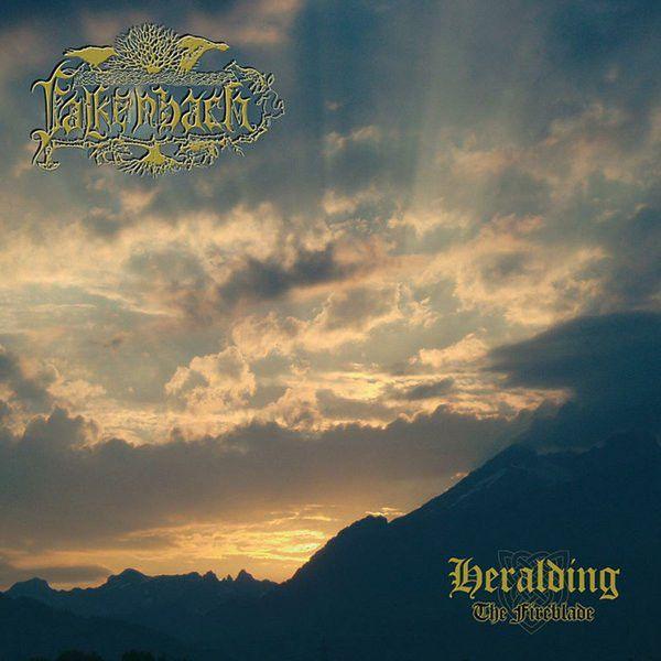 Falkenbach – Heralding - The Fireblade - CD