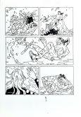 Matadouro de unicórnios, arte original, pág 64