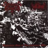 NOCTURNAL DAMNATION (SKO) / NIHIL DOMINATION (EQU) - Baphometic Goat of Thermonuclear War - 7
