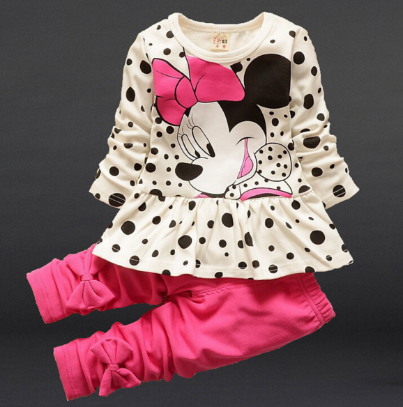Conjunto Minnie Cod 501