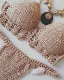 Biquini de Croche Ana bela