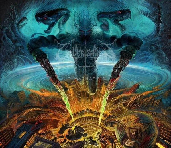 CD Cauterization – Id Katharsis (Digipack deluxe)