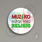 Glumarko - Muziko estas mia religio