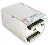 PSP-600-24 Fonte Chaveada Industrial 24V x 25A c/ PFC e Função Paralela