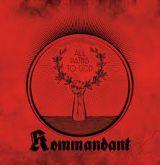 KOMMANDANT (EUA) / ANIMUS MORTIS (CHI) -