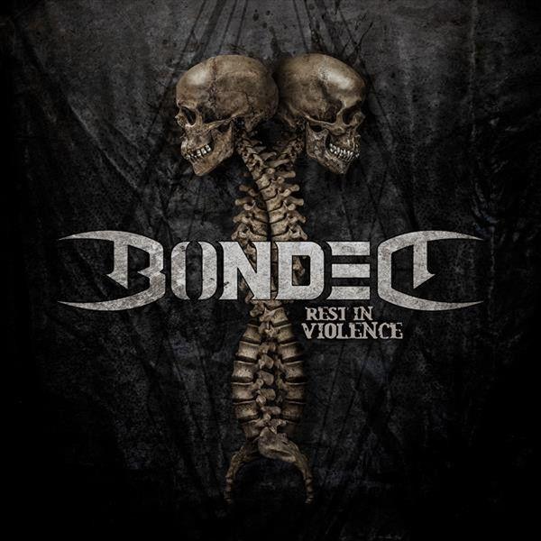 CD - Bonded – Rest In Violence Slipcase