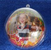 Bola de Natal Personalizadas - 100 unidades